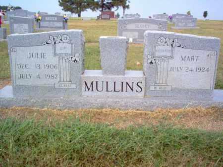 MULLINS, JULIE - Cross County, Arkansas | JULIE MULLINS - Arkansas Gravestone Photos