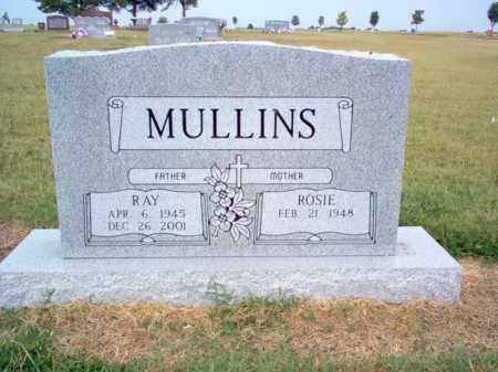 MULLINS, RAY - Cross County, Arkansas   RAY MULLINS - Arkansas Gravestone Photos