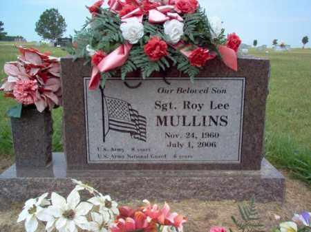 MULLINS, ROY LEE - Cross County, Arkansas | ROY LEE MULLINS - Arkansas Gravestone Photos