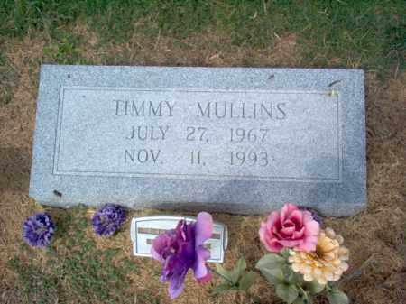 MULLINS, TIMMY - Cross County, Arkansas | TIMMY MULLINS - Arkansas Gravestone Photos