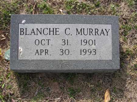 MURRAY, BLANCHE C - Cross County, Arkansas | BLANCHE C MURRAY - Arkansas Gravestone Photos