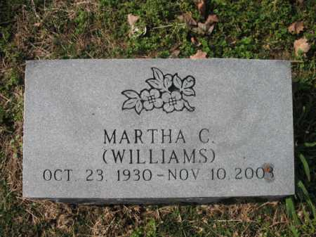 WILLIAMS MURRAY, MARTHA - Cross County, Arkansas | MARTHA WILLIAMS MURRAY - Arkansas Gravestone Photos
