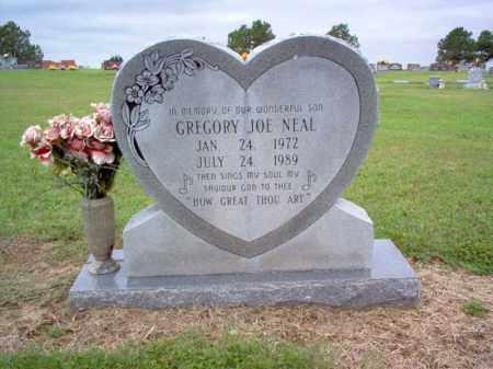 NEAL, GREGORY JOE - Cross County, Arkansas | GREGORY JOE NEAL - Arkansas Gravestone Photos
