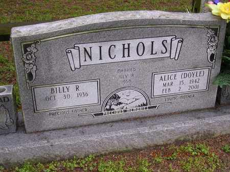 DOYLE NICHOLS, ALICE - Cross County, Arkansas | ALICE DOYLE NICHOLS - Arkansas Gravestone Photos
