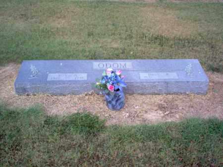 ODOM, ROY A - Cross County, Arkansas | ROY A ODOM - Arkansas Gravestone Photos