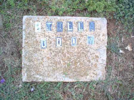 ODOM, STELLA - Cross County, Arkansas | STELLA ODOM - Arkansas Gravestone Photos
