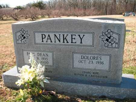 PANKEY, PAUL DEAN - Cross County, Arkansas | PAUL DEAN PANKEY - Arkansas Gravestone Photos