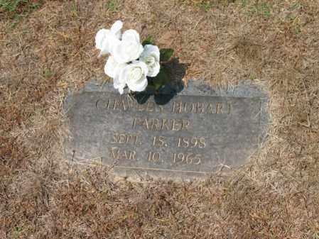 PARKER, CHARLES HOBART - Cross County, Arkansas | CHARLES HOBART PARKER - Arkansas Gravestone Photos