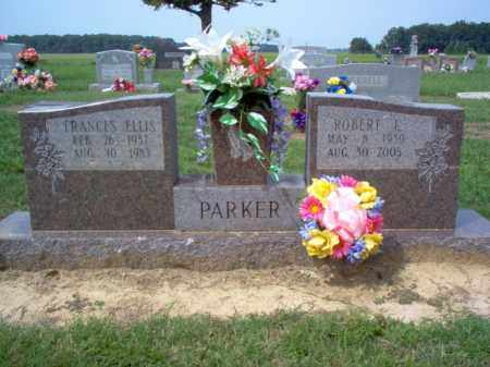 PARKER, FRANCES - Cross County, Arkansas | FRANCES PARKER - Arkansas Gravestone Photos