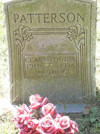 WALKER PATTERSON, CLARA LOUIDA - Cross County, Arkansas   CLARA LOUIDA WALKER PATTERSON - Arkansas Gravestone Photos