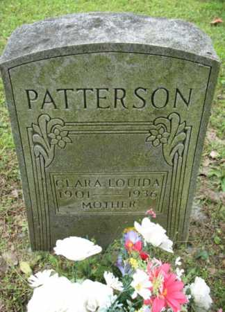 WALKER PATTERSON, CLARA LOUIDA - Cross County, Arkansas | CLARA LOUIDA WALKER PATTERSON - Arkansas Gravestone Photos
