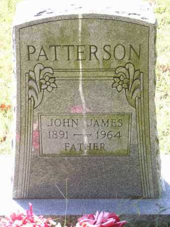 PATTERSON, JOHN JAMES - Cross County, Arkansas | JOHN JAMES PATTERSON - Arkansas Gravestone Photos