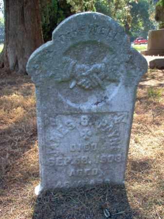 PAYNE, JAMES S - Cross County, Arkansas | JAMES S PAYNE - Arkansas Gravestone Photos