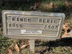 PERIE, RANDY - Cross County, Arkansas   RANDY PERIE - Arkansas Gravestone Photos