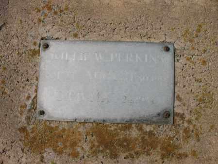 "PERKINS, WILLIAM WESLEY ""WILLIE"" - Cross County, Arkansas   WILLIAM WESLEY ""WILLIE"" PERKINS - Arkansas Gravestone Photos"