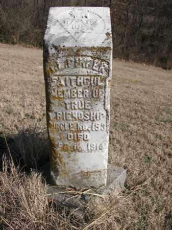 PHIFER, THOMAS L - Cross County, Arkansas   THOMAS L PHIFER - Arkansas Gravestone Photos