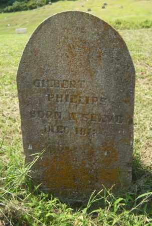 PHILLIPS, GILBERT - Cross County, Arkansas   GILBERT PHILLIPS - Arkansas Gravestone Photos