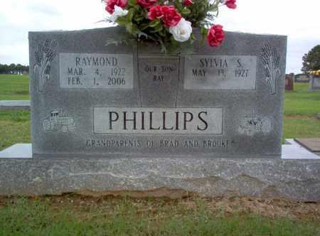 PHILLIPS, RAYMOND - Cross County, Arkansas   RAYMOND PHILLIPS - Arkansas Gravestone Photos