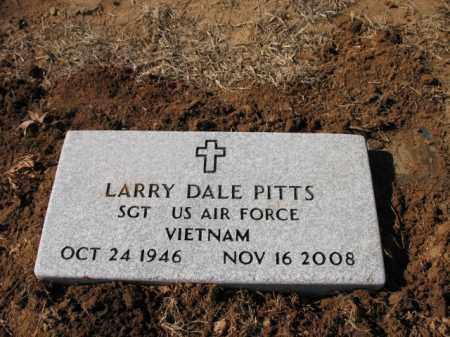 PITTS (VETERAN VIET), LARRY DALE - Cross County, Arkansas   LARRY DALE PITTS (VETERAN VIET) - Arkansas Gravestone Photos