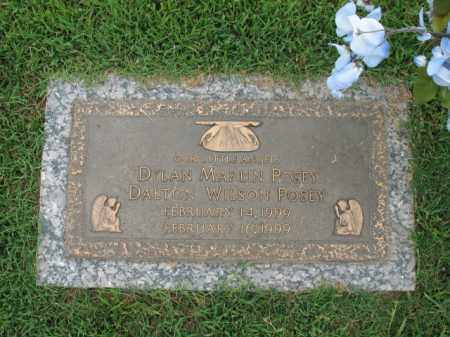 POSEY, DALTON WILSON - Cross County, Arkansas   DALTON WILSON POSEY - Arkansas Gravestone Photos