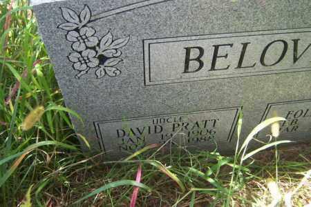 PRATT, DAVID - Cross County, Arkansas | DAVID PRATT - Arkansas Gravestone Photos