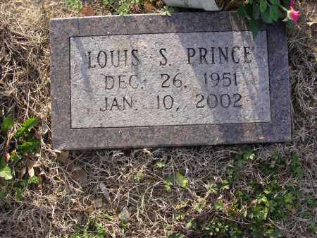 PRINCE, LOUIS S - Cross County, Arkansas | LOUIS S PRINCE - Arkansas Gravestone Photos