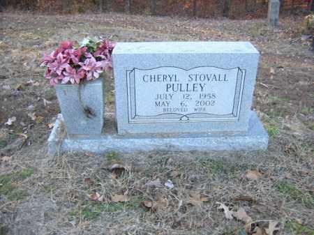 PULLEY, CHERYL - Cross County, Arkansas | CHERYL PULLEY - Arkansas Gravestone Photos