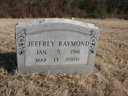 RAYMOND, JEFFREY - Cross County, Arkansas   JEFFREY RAYMOND - Arkansas Gravestone Photos