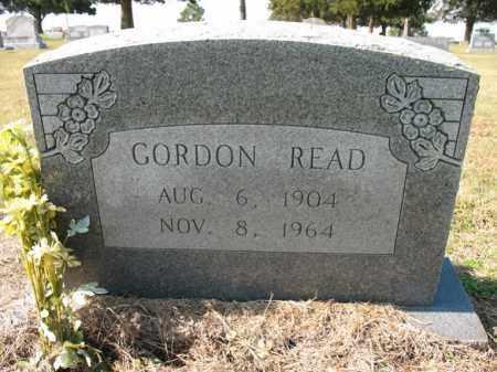 READ, GORDON - Cross County, Arkansas | GORDON READ - Arkansas Gravestone Photos