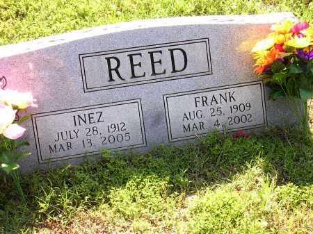 REED, FRANK - Cross County, Arkansas | FRANK REED - Arkansas Gravestone Photos
