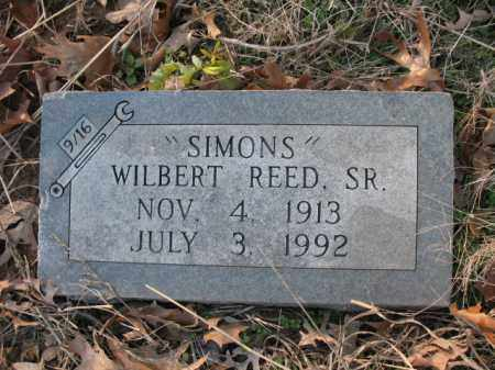 "REED, SR, WILBERT ""SIMONS"" - Cross County, Arkansas 
