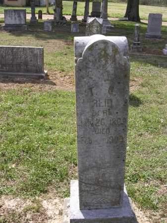 REID, T C - Cross County, Arkansas | T C REID - Arkansas Gravestone Photos
