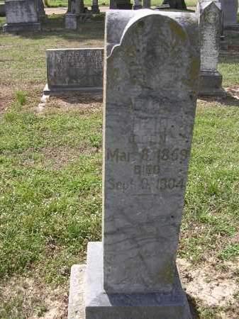 REID, W C - Cross County, Arkansas   W C REID - Arkansas Gravestone Photos