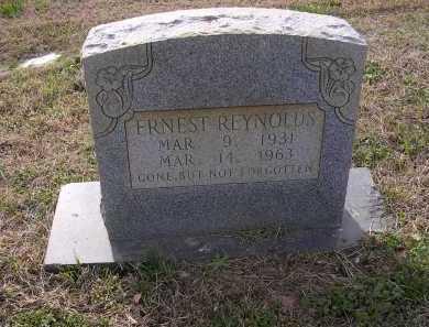 REYNOLDS, ERNEST - Cross County, Arkansas | ERNEST REYNOLDS - Arkansas Gravestone Photos