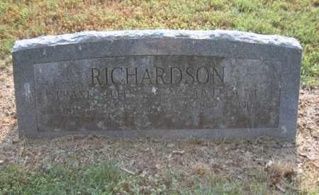 RICHARDSON, FRANK JEFF - Cross County, Arkansas | FRANK JEFF RICHARDSON - Arkansas Gravestone Photos