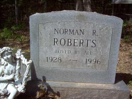 ROBERTS, NORMAN R - Cross County, Arkansas | NORMAN R ROBERTS - Arkansas Gravestone Photos