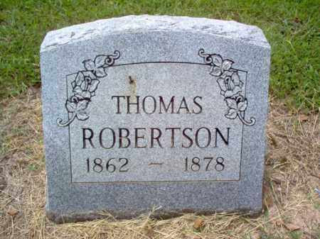 ROBERTSON, THOMAS - Cross County, Arkansas | THOMAS ROBERTSON - Arkansas Gravestone Photos