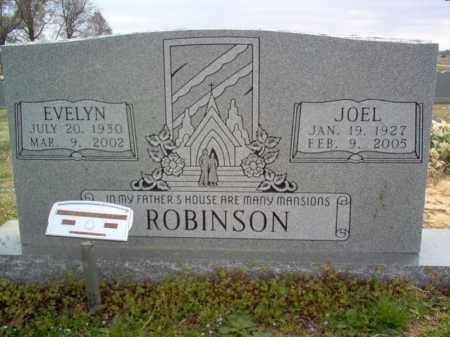 ROBINSON, EVELYN - Cross County, Arkansas | EVELYN ROBINSON - Arkansas Gravestone Photos