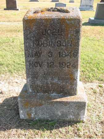 ROBINSON, JOEL - Cross County, Arkansas | JOEL ROBINSON - Arkansas Gravestone Photos