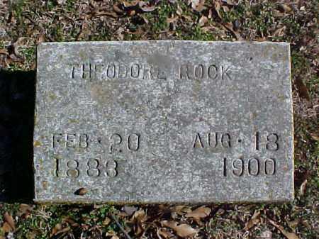 ROOK, THEODORE - Cross County, Arkansas | THEODORE ROOK - Arkansas Gravestone Photos