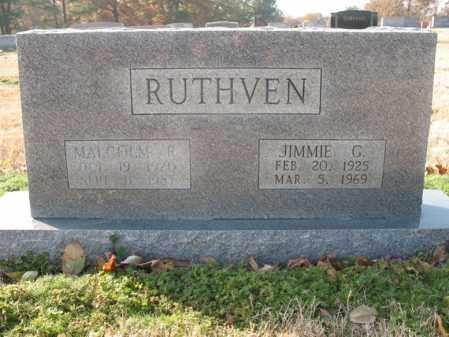 RUTHVEN, MALCOLM R - Cross County, Arkansas   MALCOLM R RUTHVEN - Arkansas Gravestone Photos