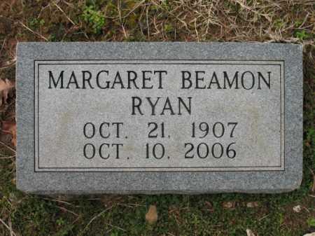 RYAN, MARGARET - Cross County, Arkansas   MARGARET RYAN - Arkansas Gravestone Photos