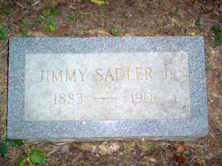 SADLER, JR., JIMMY - Cross County, Arkansas | JIMMY SADLER, JR. - Arkansas Gravestone Photos