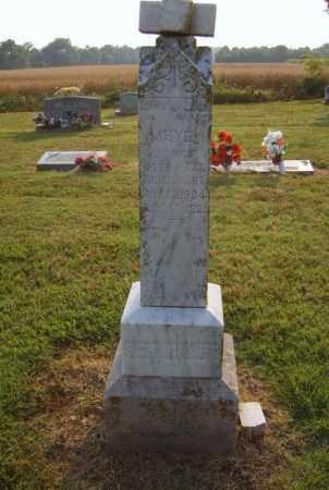 SCHUGHART, MEYES - Cross County, Arkansas   MEYES SCHUGHART - Arkansas Gravestone Photos