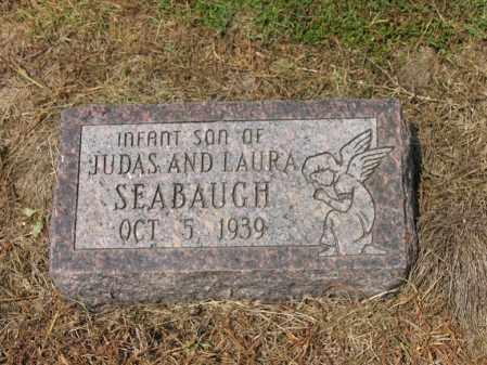SEABAUGH, INFANT SON - Cross County, Arkansas | INFANT SON SEABAUGH - Arkansas Gravestone Photos