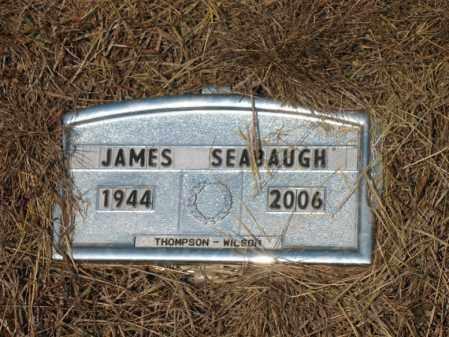 SEABAUGH, JAMES OSCAR - Cross County, Arkansas | JAMES OSCAR SEABAUGH - Arkansas Gravestone Photos