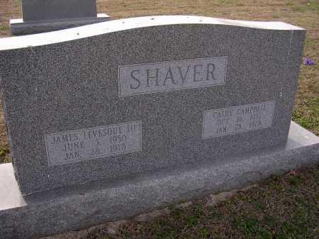 SHAVER, CATHY - Cross County, Arkansas | CATHY SHAVER - Arkansas Gravestone Photos