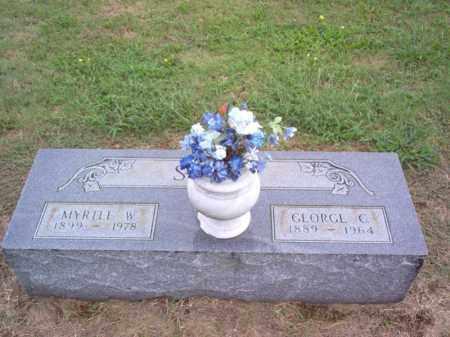 SHAW, GEORGE C - Cross County, Arkansas | GEORGE C SHAW - Arkansas Gravestone Photos