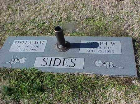 SIDES, STELLA MAE - Cross County, Arkansas | STELLA MAE SIDES - Arkansas Gravestone Photos