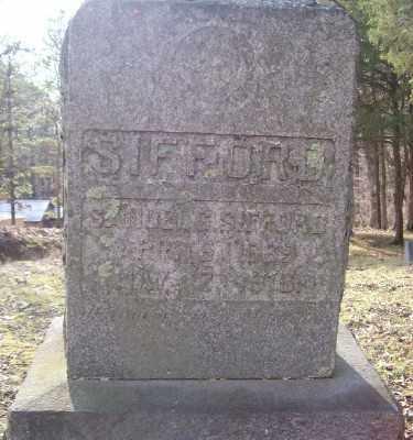 SIFFORD, SAMUEL G. - Cross County, Arkansas   SAMUEL G. SIFFORD - Arkansas Gravestone Photos